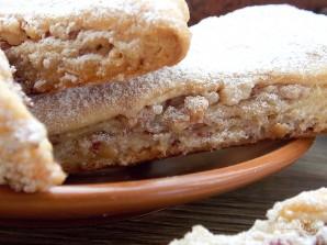 Ореховые слойки на ряженке - фото шаг 11
