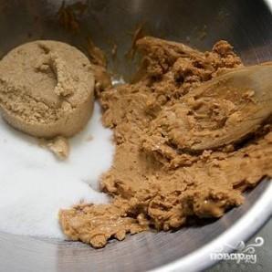 Печенье с беконом - фото шаг 3