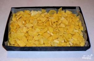 Картофель с мясом и грибами - фото шаг 1