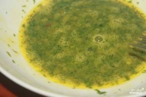 Суп с яйцом и рисом - фото шаг 3