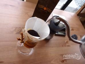 Кофе с молоком - фото шаг 3