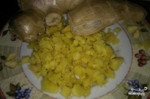 Лимонный джем с имбирем - фото шаг 3