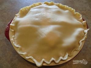 Простой рецепт пирога к чаю - фото шаг 5