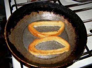Бутерброды с чесноком и сыром - фото шаг 5
