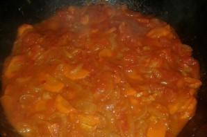 Суп из баранины с помидорами - фото шаг 6