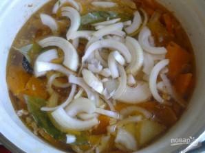 Суп из наваги - фото шаг 8