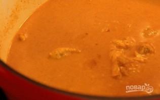 Курица в томатно-йогуртовом соусе - фото шаг 5