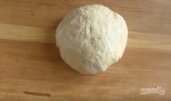 Простой мясной пирог с картошкой - фото шаг 3