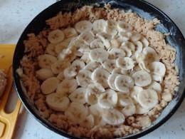 вегетарианский творожный пирог из песочного теста - фото шаг 4