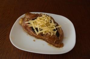 Мясо с черносливом в духовке - фото шаг 4