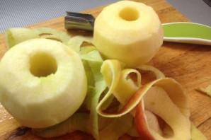 Яблоки для пирогов на зиму - фото шаг 1