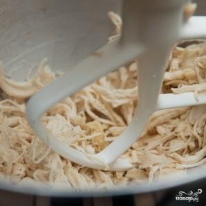 Салат из курицы с сельдереем - фото шаг 3