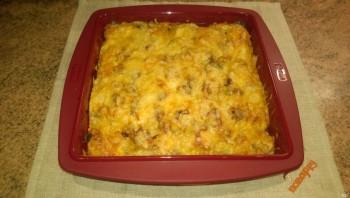 Запеченный картофель с грибами - фото шаг 9