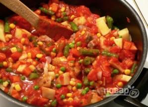 Суп-рагу с говядиной - фото шаг 6