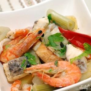 Рыбный суп с фенхелем - фото шаг 13