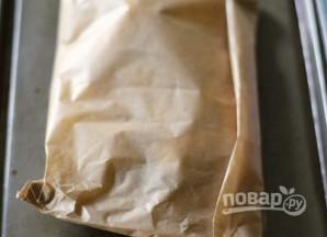 Картофель, запеченный с розмарином и чесноком - фото шаг 4