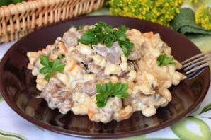 Рагу из говядины с белой фасолью - фото шаг 9