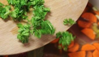 Суп из говядины и картофеля - фото шаг 9