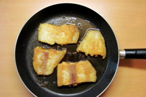Пангасиус на сковороде - фото шаг 4