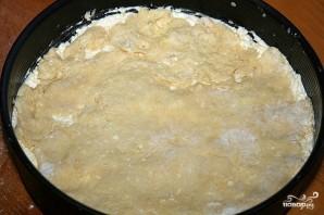 Пирог с брынзой - фото шаг 8