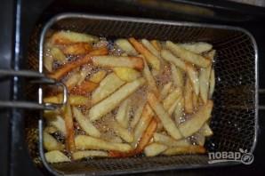 Картошка фри во фритюрнице - фото шаг 3