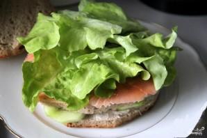Шведский бутербродный торт - фото шаг 4