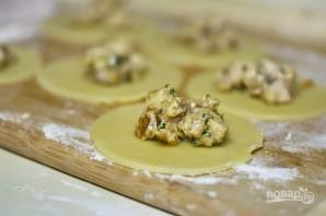 Пирожки с куриной начинкой - фото шаг 5