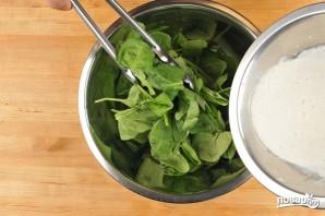 Салат из курицы и сыра - фото шаг 5