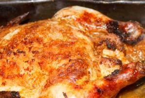 Курица в духовке целиком   - фото шаг 5