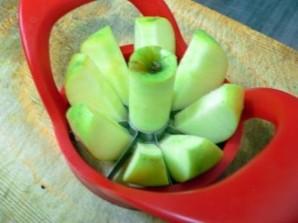 Гусь, фаршированный яблоками - фото шаг 1