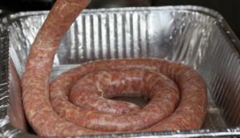 Колбаса в домашних условиях  - фото шаг 5