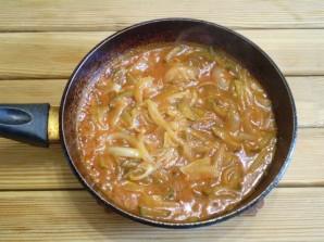Жареная рыба с подливой - фото шаг 7