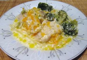 Пангасиус, тушеный с овощами - фото шаг 5