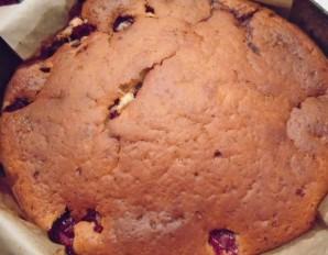 Пирог из жидкого теста - фото шаг 7