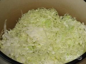 Салат капустный на зиму - фото шаг 1