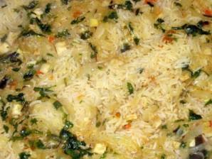 Каша рисовая с говядиной - фото шаг 7