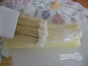 Сырные трубочки с острой начинкой - фото шаг 4