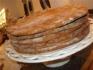 """Торт """"Аккордеон"""" - фото шаг 5"""