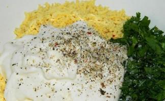 Волованы с сыром - фото шаг 8