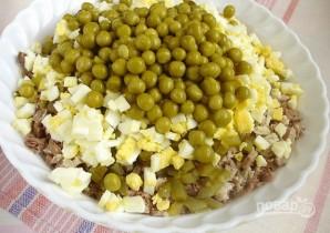 Салат с вареным мясом - фото шаг 6