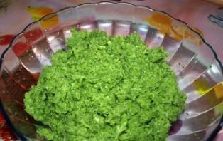 Семга с брокколи в духовке - фото шаг 5