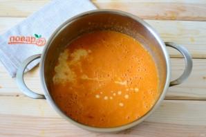 "Томатный суп-пюре ""Красная жара"" - фото шаг 9"