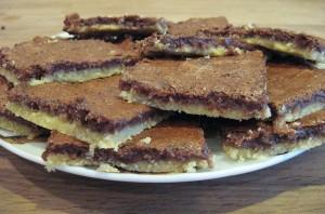 Легкие шоколадные пирожные - фото шаг 4