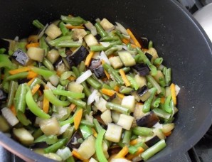 Рагу из овощей - фото шаг 4