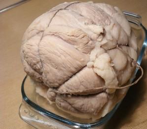 Домашняя ветчина из свинины - фото шаг 4