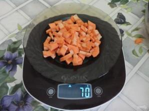 Свинина, тушенная в сметане с грибами - фото шаг 2