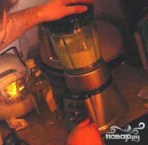Напиток для взрослых с медовой дыней и огурцом - фото шаг 4