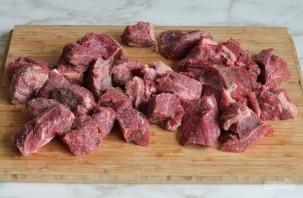 Жаркое из говядины с овощами - фото шаг 2