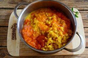 Абрикосовый джем с апельсином на зиму - фото шаг 5
