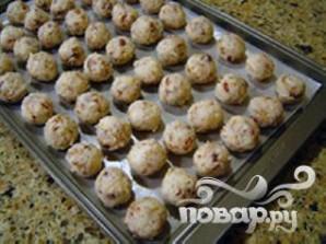 Кокосовые шарики в шоколаде - фото шаг 4